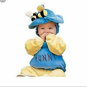 Halloween Toddler HUNNY Pot Costume Winnie Pooh